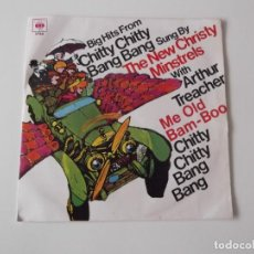Discos de vinilo: THE NEW CHRISTY MINSTRELS - CHITTY CHITTY BANG BANG. Lote 95839891