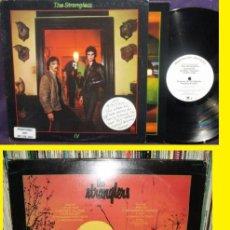 Discos de vinilo: THE STRANGLERS - IV RATTUS NORVEGICUS 77 !! 1º LP, RARA 1ª EDIC ORG USA PROMOCIONAL + ENCARTE, EXC. Lote 51179461