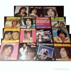 Discos de vinilo: LOTE 15 SINGLES / EPS DE RINGO. Lote 95843043