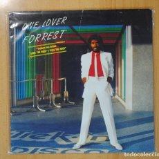 Discos de vinilo: FORREST - ONE LOVER - LP. Lote 95859655