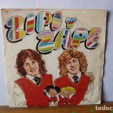 Discos de vinilo: ZIPI ZAPE -VUELTA AL COLE -EL PIRATA INGLES -. Lote 95862615