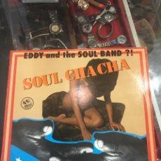 Discos de vinilo: EDDY AND THE SOUL BAND LP MAXISINGLES DE 1983. Lote 95864546
