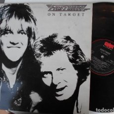 Discos de vinilo: FASTWAY-LP ON TARGET-ENGLAND 1988. Lote 108925130