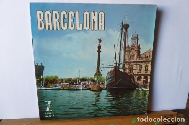 BARCELONA -QUE BONITA ES BARCELONA -ES LA RAMBLA Y4 MAS DISCO DE 6 CANCIONES A 33 RPM (Música - Discos de Vinilo - EPs - Otros estilos)