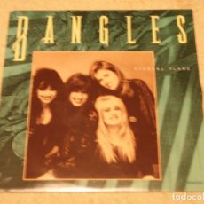 Discos de vinilo: BANGLES ( ETERNAL FLAME - WHAT I MEANT TO SAY ) 1989-HOLANDA SINGLE45 CBS. Lote 95871259