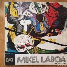 Discos de vinilo: MIKEL LABOA: BAT HIRU (HERRI GOGOA HG-85 LS HG-87 LS) CON INSERT LETRAS EN CASTELLANO Y FRANCÉS. Lote 95871604