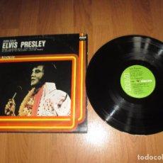 Discos de vinilo: ELVIS PRESLEY - PURE GOLD - RCA LINEA TRES - SPAIN - T -. Lote 95877239