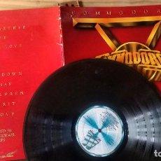 Discos de vinilo: LP(VINILO) DE COMMODORES AÑOS 80. Lote 95880991