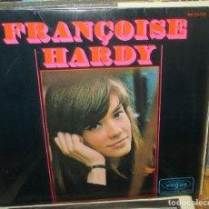 Discos de vinilo: FRANÇOISE HARDY ?– VOILA - EP DISQUES VOGUE - ED ESPAÑOLA HISPAVOX - 1967 - MUY RARO. Lote 95883863