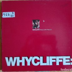 Discos de vinilo: MAXI - WHYCLIFFE - MAGIC GARDEN (THREE VERSIONS) / HIGHER (SPAIN, MCA RECORDS 1991). Lote 95889791