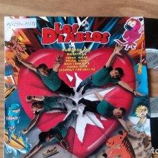 Discos de vinilo: SINGLE (VINILO) DE LOS DIABLOS AÑOS 90. Lote 95898655