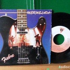 Discos de vinilo: MERMELADA -FIEBRE-NO ESTA MAL-. Lote 95902419