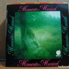 Discos de vinilo: ORQUESTA DE TONY SWEET - MOMENTO MUSICAL - IMPACTO EL-035 - 1974. Lote 95912967