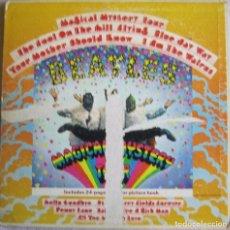Discos de vinilo: BEATLES, THE: MAGICAL MYSTERY TOUR (ESTÉREO). Lote 95921835