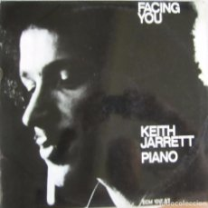Discos de vinilo: KEITH JARRETT: FACING YOU. Lote 95922619