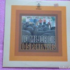 Discos de vinilo: LOS PEKENIKES,LO MEJOR DEL 73. Lote 95925079