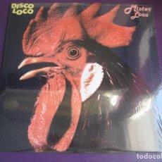 Discos de vinilo: MISTER LOCO - LP ORFEON 1980 - DISCO LOCO - FUNK SOUL DISCO . Lote 95931371