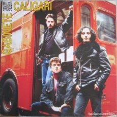 Discos de vinilo: GABINETE CALIGARI: MIL CIEN VUELTAS. Lote 95939127