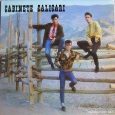 Discos de vinilo: GABINETE CALIGARI: QUE DIOS REPARTA SUERTE. Lote 95939383