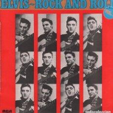 Discos de vinilo: ELVIS - ROCK AND ROLL VOL. 3 / LP RCA DE 1977 RF-3568 , BUEN ESTADO EDICION ESPAÑOLA. Lote 95939407