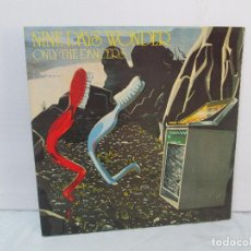 Discos de vinilo: NINE DAYS´ WONDER. ONLY THE DANCERS. LP VINILO. RCA 1975. VER FOTOGRAFIAS ADJUNTAS. Lote 95939763