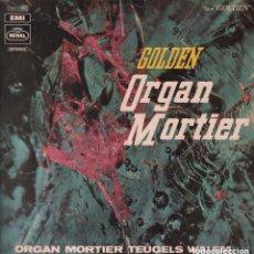 Discos de vinilo: ORGAN MORTIER - ORGAN MORTIER TEUGELS WALEM / LP REGAL DE 1971 RF-3627. Lote 95939839
