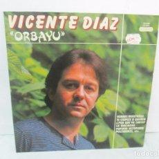 Discos de vinilo: VICENTE DIAZ. ORBAYU. LP VINILO. DIAL DISCOS 1982. VER FOTOGRAFIAS ADJUNTAS. Lote 95940511