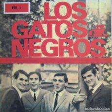 Discos de vinilo: GATOS NEGROS, LOS: LOS GATOS NEGROS, VOL. 2. Lote 95941263