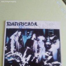 Discos de vinilo: VINILO ORIGINAL BARRICADA. NO HAY TREGUA. FIRMADO POR EL GRUPO. AÑO 1986. SELLO RCA. Lote 95941391