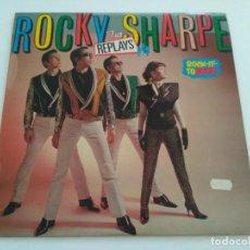 Discos de vinilo: ROCKY SHARPE & THE REPLAYS - ROCK IT TO MARS (LP). Lote 95944347