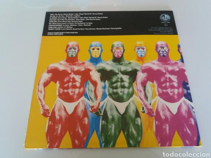 Discos de vinilo: BOLERO MIX 7, A QUIQUE TEJADA MIX. VINILO LP. BLANCO Y NEGRO MUSIC. MXLP-258. 1990 - Foto 2 - 95946878