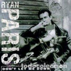 Discos de vinilo: RYAN PARIS– DON'T LET ME DOWN -MAXI-SINGLE BLANCO Y NEGRO 1993 . Lote 95947075