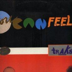 Discos de vinilo: TRAKS, YOU CAN FEEL IT, MAXI-SINGLE BLANCO Y NEGRO SPAIN 1985. Lote 95949435