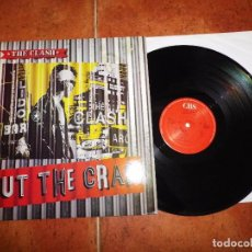 Discos de vinilo: THE CLASH CUT THE CRAP LP VINILO DEL AÑO 1985 ESPAÑA PUNK CONTIENE 12 TEMAS. Lote 95951839