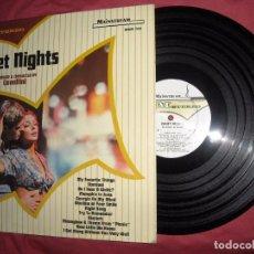 Discos de vinilo: CAVALLINI QUIET NIGHTS LP MAINSTREAM MMS 702 STEREO GATEFOLD ORIGINAL ALBUM. Lote 95954219