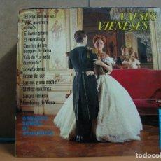 Discos de vinilo: ORQUESTA VIENESA DE CONCIERTOS - VALSES VIENESES - BELTER 20.020 - 1966. Lote 95955627