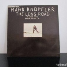 Discos de vinilo: MARK KNOPFLER 1984 = THE LONG ROAD. Lote 95958111