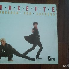 Discos de vinilo: ROXETTE-DRESSED FOR SUCCESS.MAXI. Lote 95960907