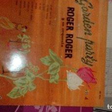 Discos de vinilo: BAL-9 10 PULGADAS - ROGER ROGER Y SU ORQUESTA - GARDEN PARTY Nº 4 LO MAS BONITO DEL MUNDO . Lote 95962051