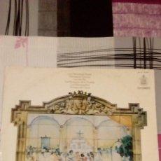 Discos de vinilo: BAL-9 DISCO GRANDE 12 PULGADAS SEVILLANAS DE ORO LOS HERMANOS REYES . Lote 95963319