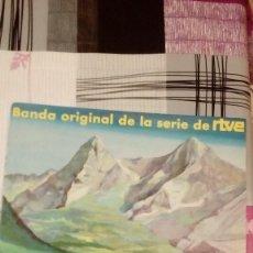 Discos de vinilo: BAL-9 DISCO GRANDE 12 PULGADAS HEIDI - CANTA EN ESPAÑOL CAPITULOS 3,4 Y 5 . Lote 95963499