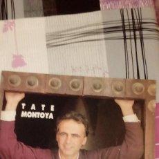 Discos de vinilo: BAL-9 DISCO GRANDE 12 PULGADAS TATE MONTOYA LA LUNA QUE YO MIRO. Lote 95963735