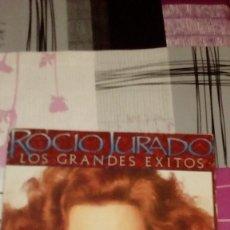 Discos de vinilo: BAL-9 DISCO GRANDE 12 PULGADAS ROCIO JURADO LOS GRANDES EXITOS . Lote 95964171