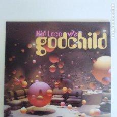 Discos de vinilo: KID LOCO V/S GODCHILD 2LP ( 2002 ROYAL BELLEVILLE MUSIC EU) FUNK JAZZ ELECTRONICO COMO NUEVO SIN USO. Lote 95971171