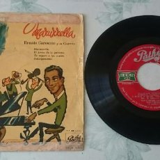Discos de vinilo: RENATO CAROSONE Y SU CUARTETO: MARUZZELLA + 3 (PATHE 1958). Lote 95979091