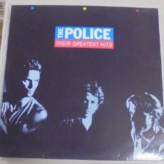 Discos de vinilo: LP. THE POLICE. THEIR GREATEST HITS. 1990. A&M RECORDS. Lote 95983443