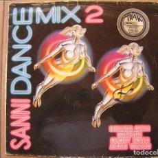 Discos de vinilo: VARIOUS – SANNI DANCE MIX 2 - SANNI RECORDS 1987 - MAXI - P. Lote 95987247