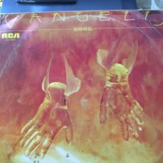Discos de vinilo: VANGELIS-HEAVEN AND HELL-1975. Lote 95987267
