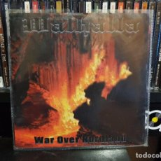 Discos de vinilo: WALHALLA - WAR OVER NORDLAND. Lote 95987883