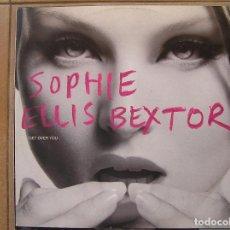 Discos de vinilo: SOPHIE ELLIS-BEXTOR – GET OVER YOU - TIME 2002 - MAXI - P. Lote 95989311